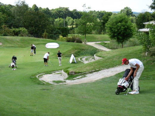 Gradi Golf Course Tee 1